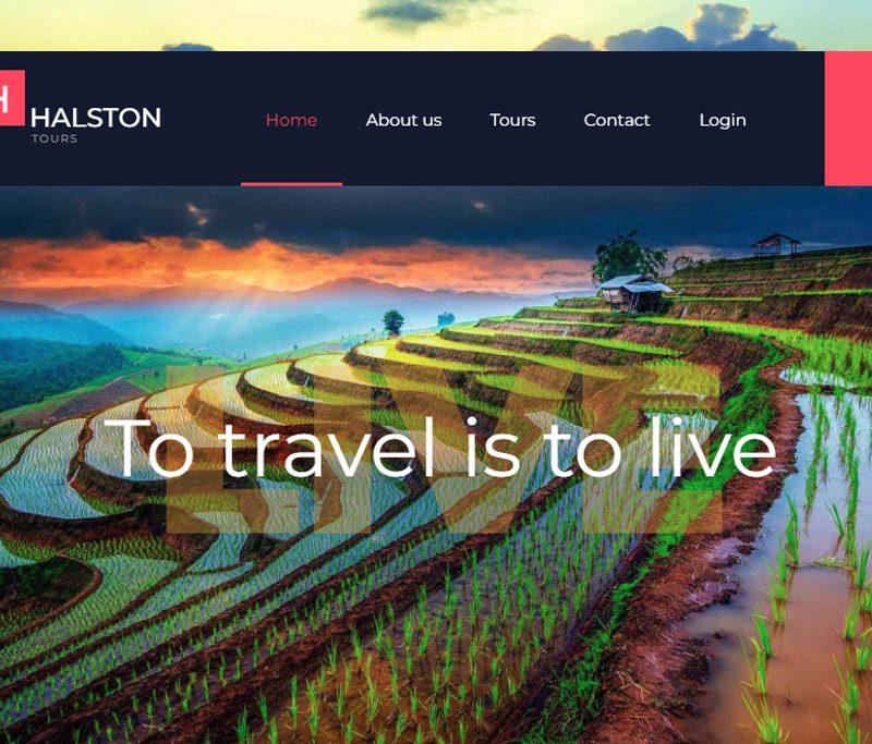 Halston Tours